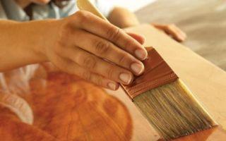Лакирование деревянной поверхности — долговечность и надежность