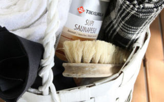 Безопасное моющее средство для бани