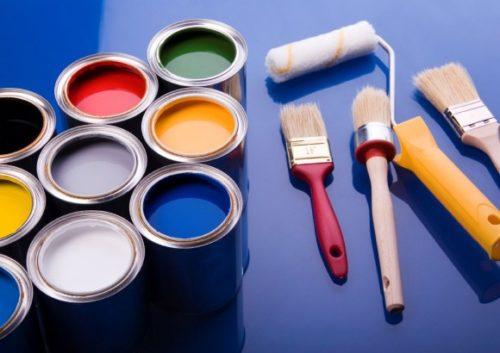 Лаки и краски - современные лакокрасочные материалы